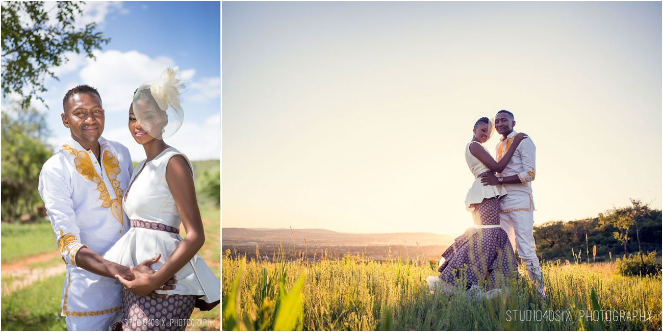 Sotho & Charlie's Wedding At Thaba Eco Hotel