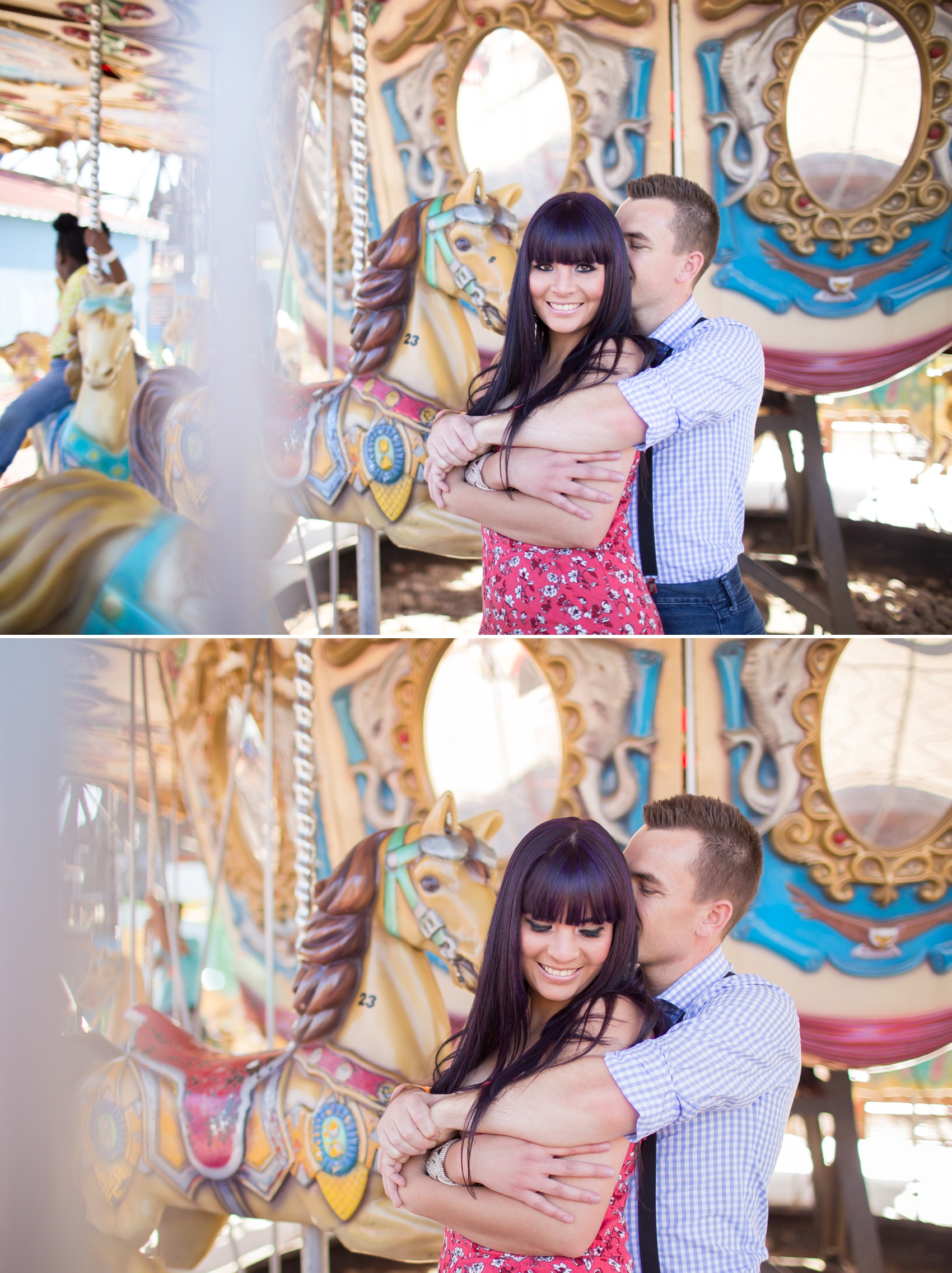 Roxanne and Durans Goldreef City engagement shoot